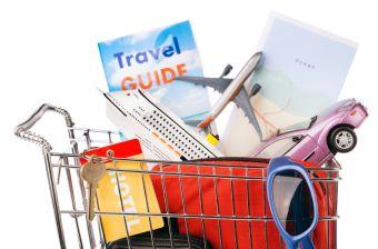 TravelGuide Marketing Concept