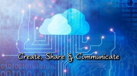 Create, Share and commuicate with E-mail